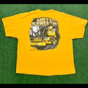 NASCAR. Matt Kenseth Dewalt Racing Shirt